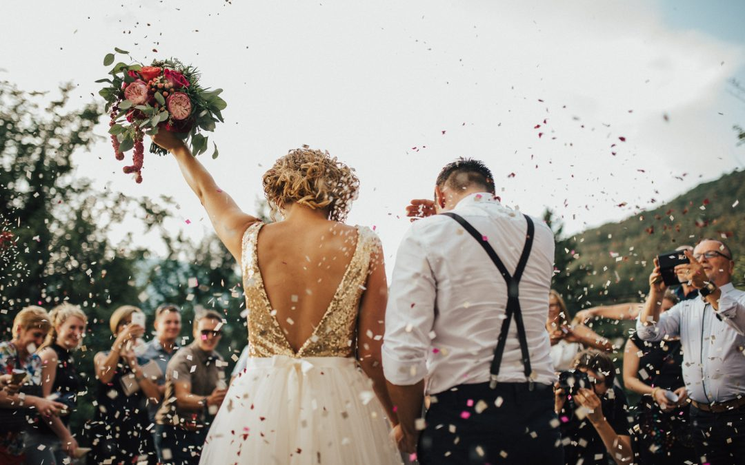 What not to do on the days leading up your wedding